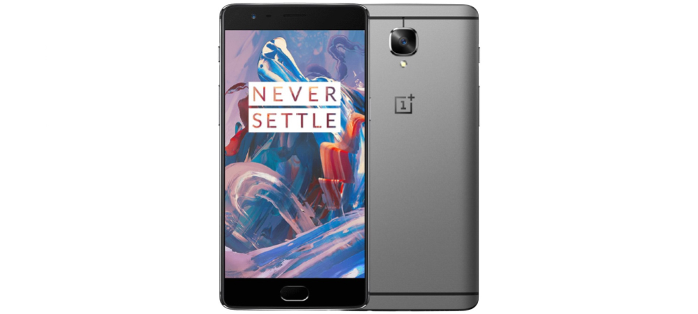 OnePlus 3 and 3T with Android 7.0 Nougat from December 31th 2
