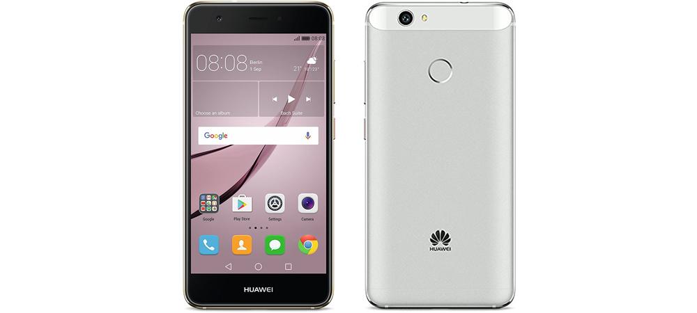Huawei Nova comienza beta para actualizar a Android Nougat 1