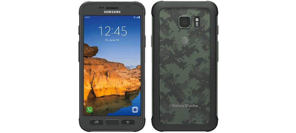 Samsung Galaxy S7 Active visto en GFXBench con Android Nougat 1