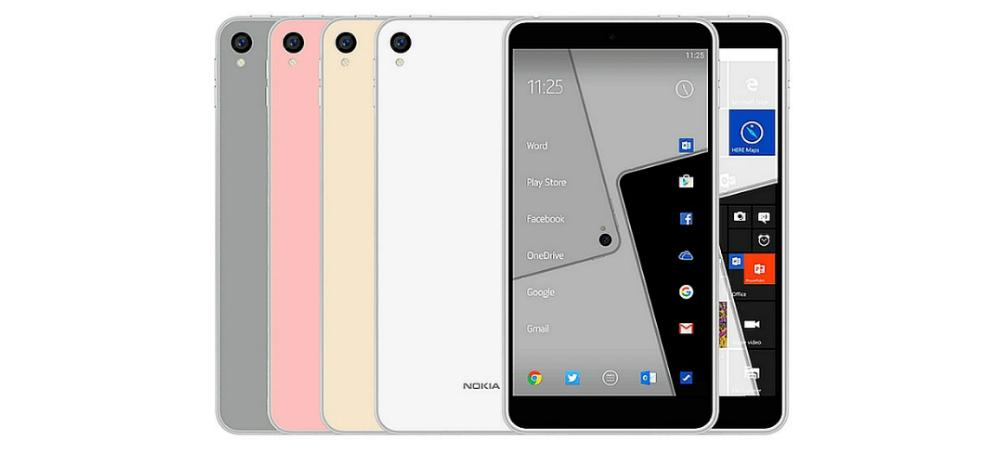 Nokia quer apresentar 7 novos smartphones Android este ano 2