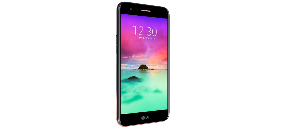 LG shows at CES 2017 its new Android smartphones 4