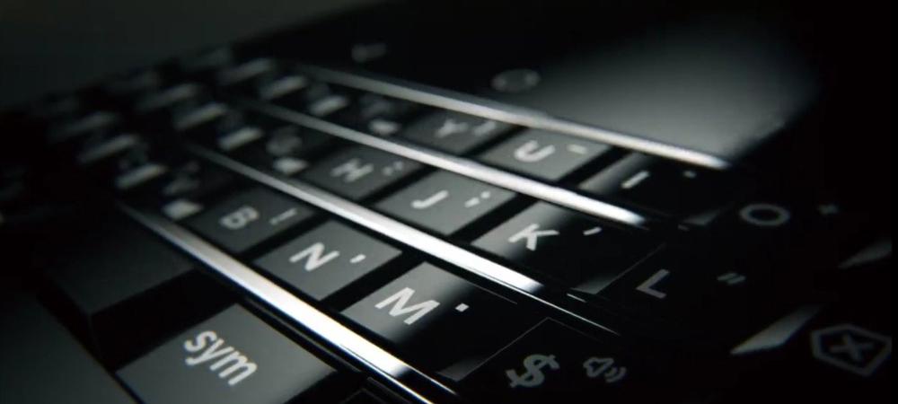 TCL apresenta novo smartphone Android da BlackBerry 2