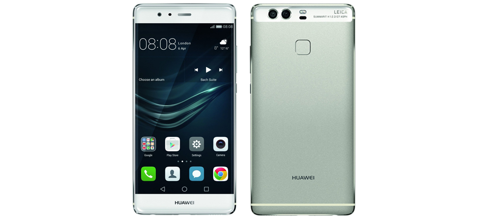 Huawei P9 is updated to Android 7.0 Nougat in stable version 1