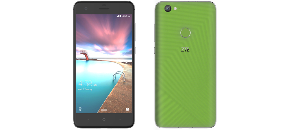 ZTE lanza crowdfunding para smartphone que se adhiere a la pared 2