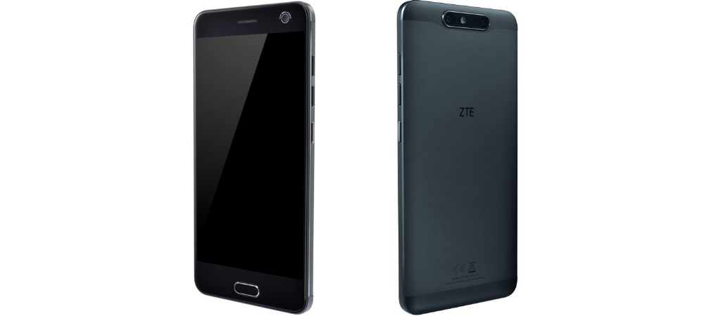ZTE Blade V8, mid-range Android smartphone with dual camera 1