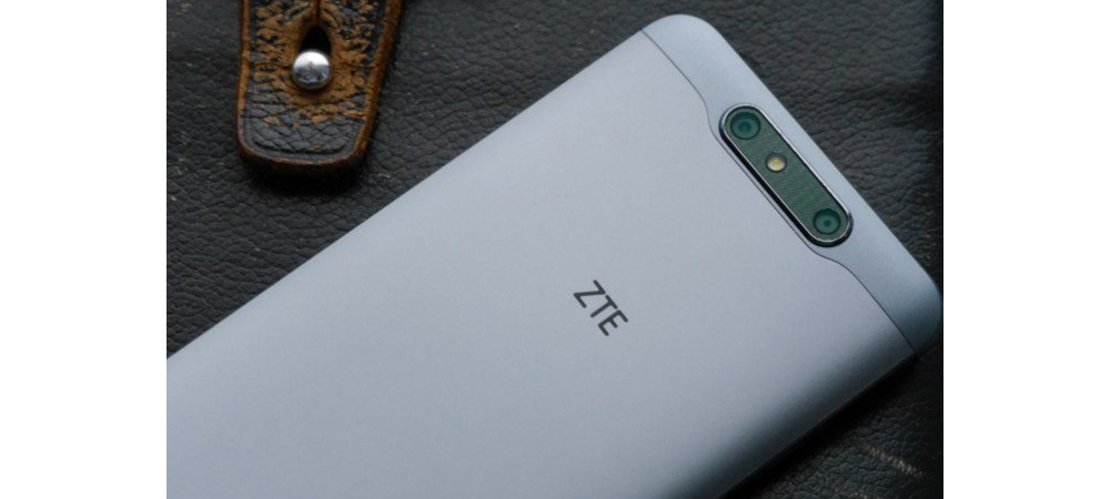 ZTE Blade V8, mid-range Android smartphone with dual camera 3