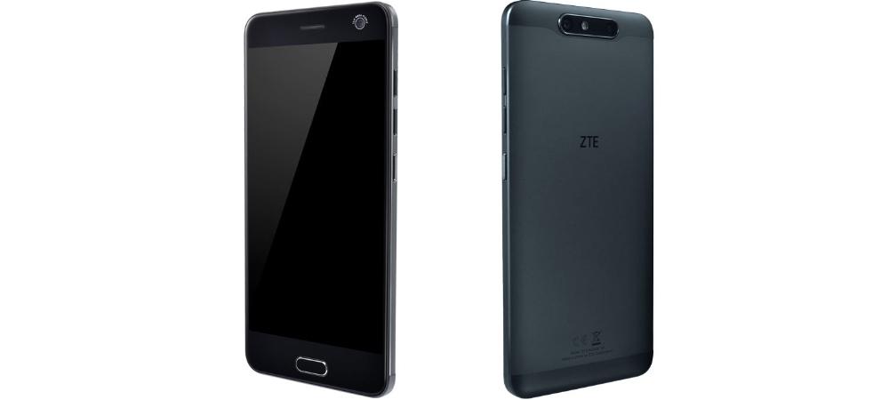 ZTE Blade V8, smartphone Android de gama media com camera dual 1
