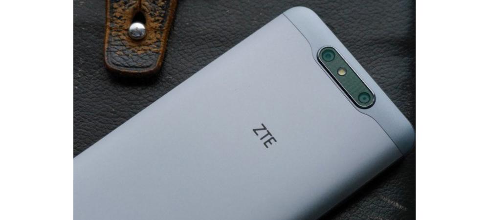 ZTE Blade V8, smartphone Android de gama media com camera dual 3