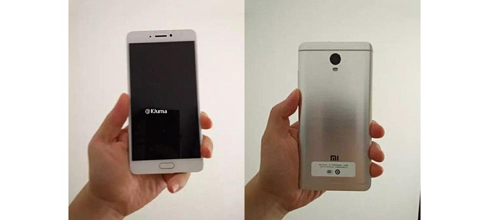 Xiaomi Redmi Note 4 aparece en FCC y se filtra imagen del 4X 2
