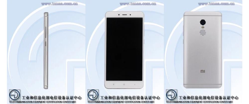 Xiaomi Redmi Note 4 aparece en FCC y se filtra imagen del 4X 3