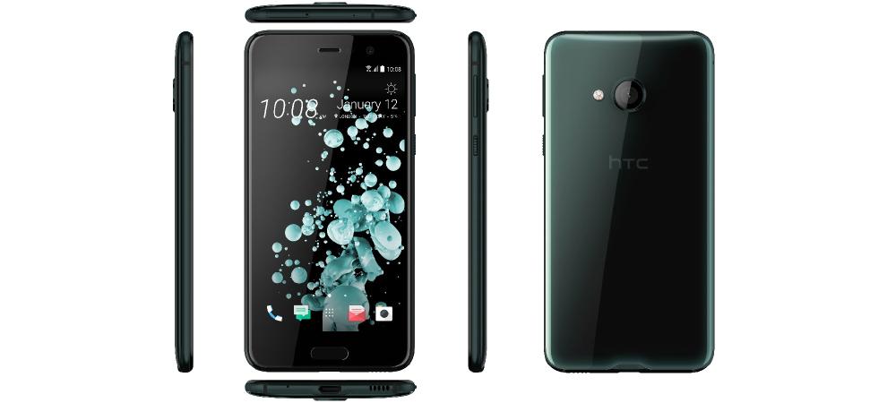HTC presenta smartphones U Ultra y U Play con pantalla dual 2