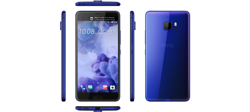 HTC introduces U Ultra and U Play smartphones with dual display 1