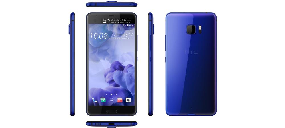 HTC apresenta smartphone U Ultra com tela dupla eo U Play 1