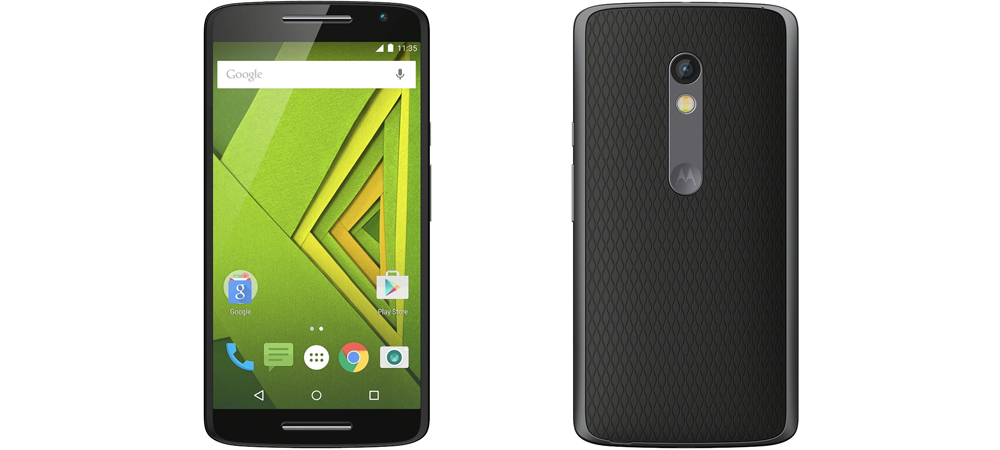 Motorola Moto X Play will receive Android Nougat in January 2