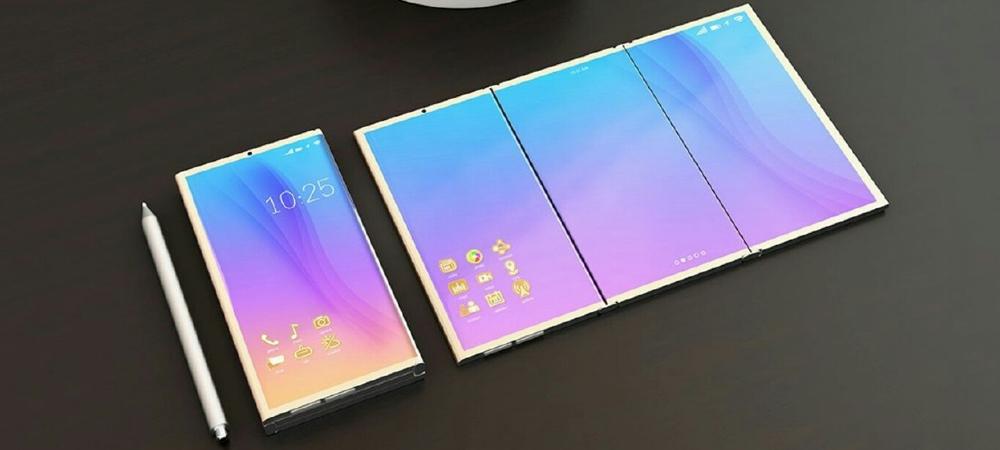 LG tambem prepara smartphone dobravel para aliviar o mercado 2