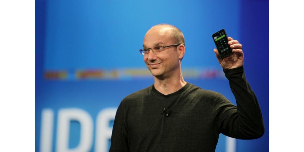 El creador de Android prepara smartphone iPhone killer 2