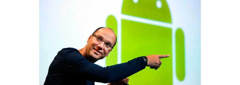The creator of Android prepares smartphone to be the iPhone Killer 1