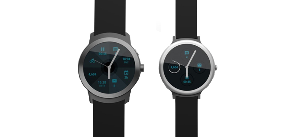 LG Watch Style and Watch Sport, first smartwatch Android Wear 2.0 2