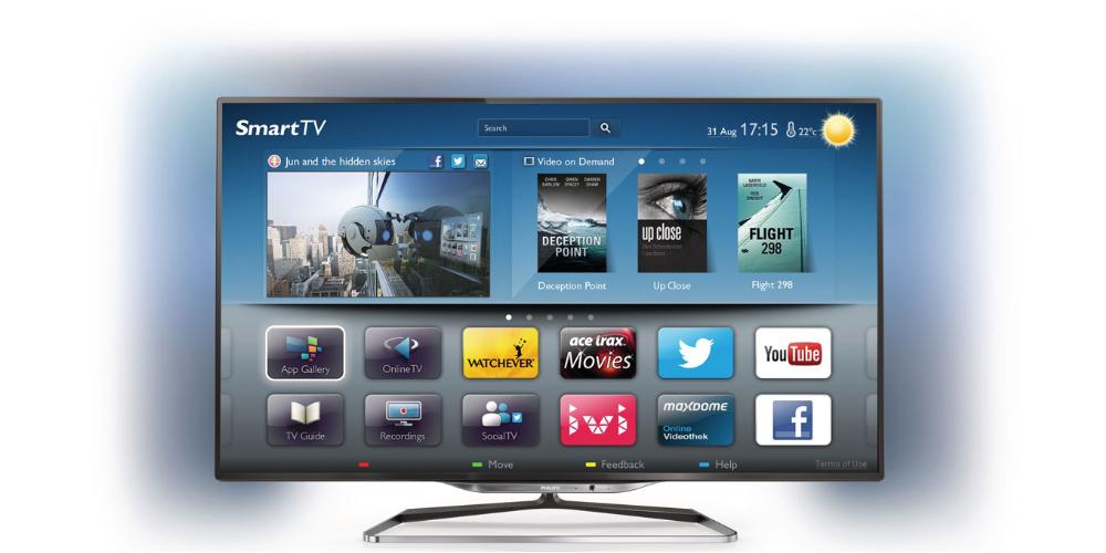 Philips atualiza TVs 2016 para Android TV 6.0 e Netflix em HDR 2