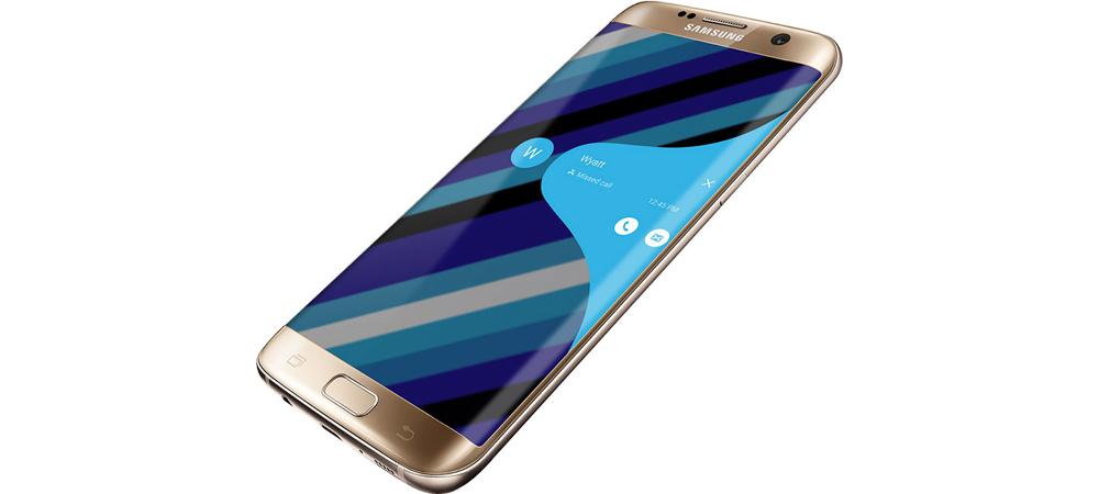Samsung Galaxy S7 y S7 Edge por fin actualizados a Android Nougat 2