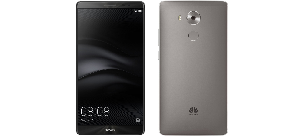 Huawei Mate 8 empieza a actualizarse a Android 7.0 Nougat 1