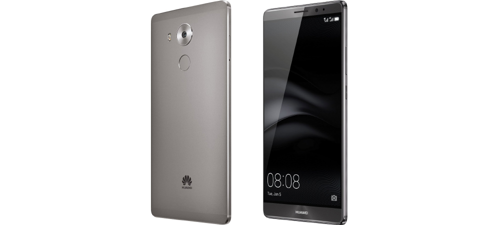 Huawei Mate 8 is being updated to Android 7.0 Nougat 2