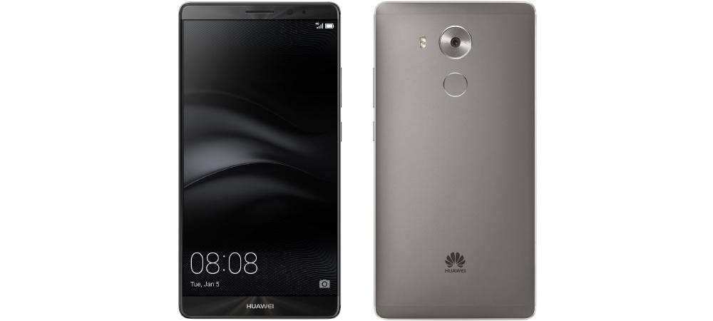 Huawei Mate 8 sendo atualizado para o Android 7.0 Nougat 1