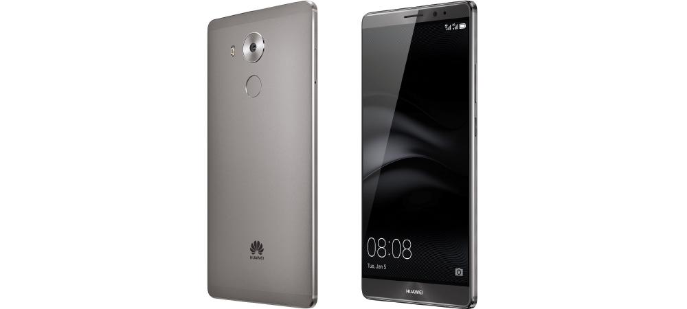 Huawei Mate 8 sendo atualizado para o Android 7.0 Nougat 2