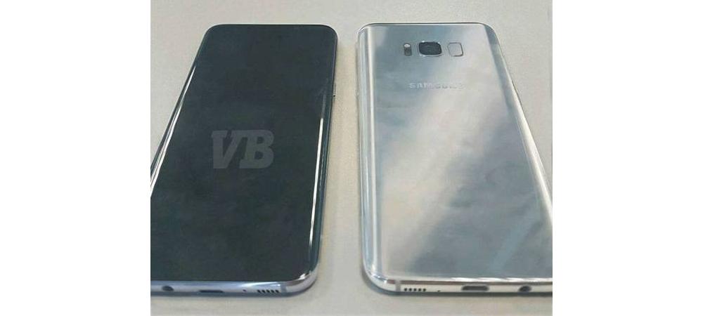 Samsung Galaxy S8 e Plus: primeira imagem e especificações completas 1