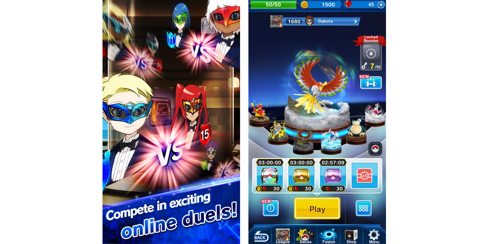 Pokemon Duel ya disponible en iOS y Android 2
