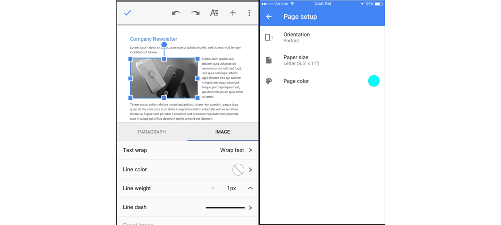 Google incorpora funcionalidad drag&drop de documentos a Android 2