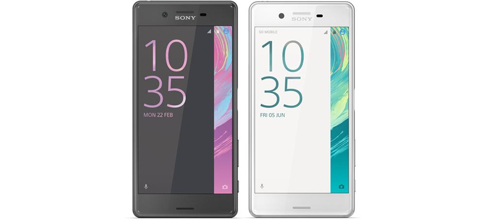 Sony quiere presentar hasta cinco smartphones Xperia en el MWC 1