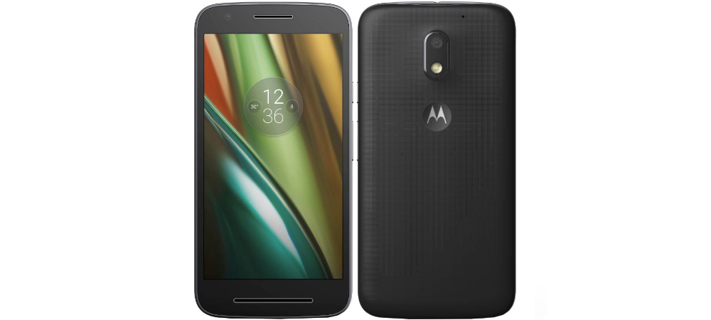 Moto E3 Power does not receive Android Nougat, but Marshmallow 1