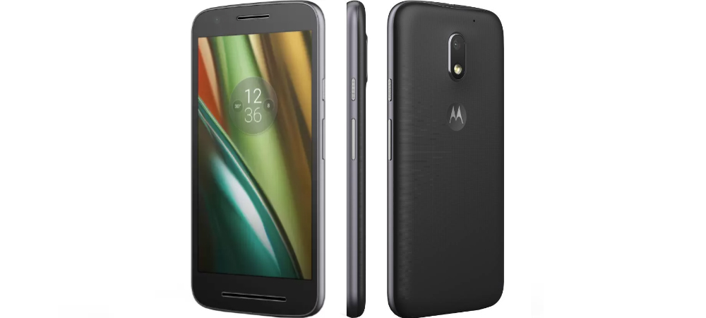 Moto E3 Power does not receive Android Nougat, but Marshmallow 3