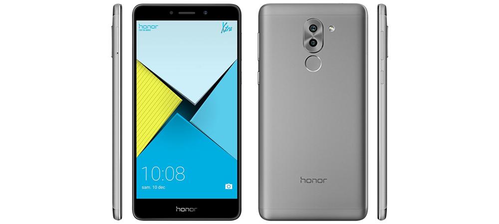 Honor 6X, outro smartphone atualizado para Android Nougat e EMUI 1
