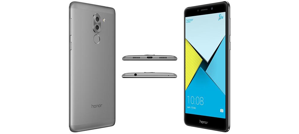 Honor 6X, outro smartphone atualizado para Android Nougat e EMUI 2
