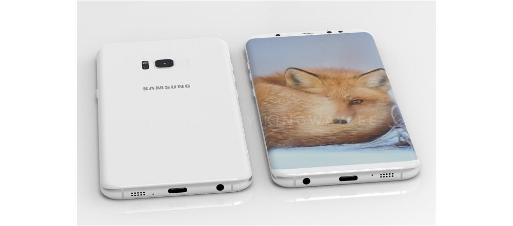 Samsung prefers Galaxy S8 Plus versus Galaxy S8 1