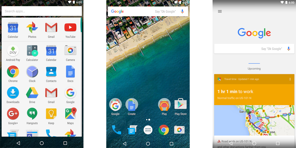 Google remove o Now Launcher da Play Store 1