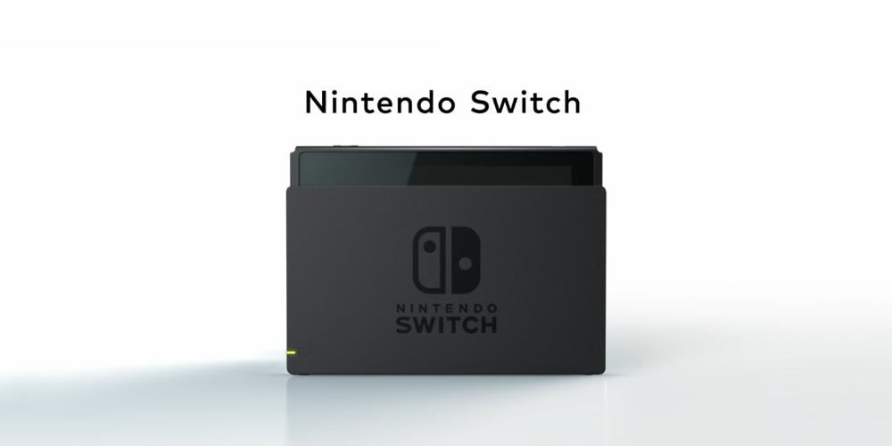 Nintendo Switch, trailer da detalles del hardware de la consola 1