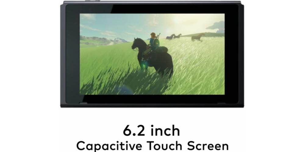 Nintendo Switch, trailer da detalles del hardware de la consola 2