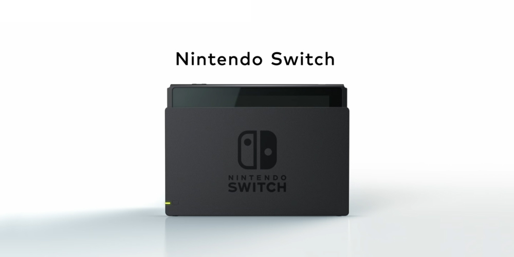 Nintendo Switch, trailer details console hardware 1