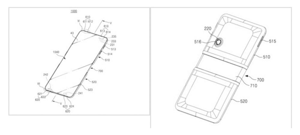 Smartphone plegable de Samsung confirmado para el MWC 2