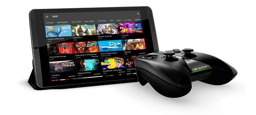 Nvidia Shield Tablet recebe firmware 5 baseado no Android Nougat 1