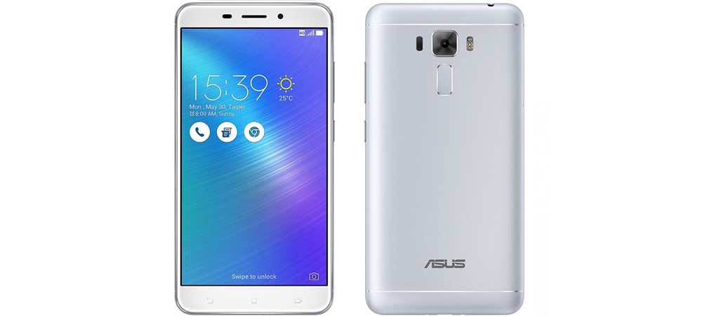 Best Android smartphone for less than $ 200 - ASUS Zenfone 3 Laser