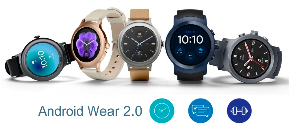 Android Wear 2.0 cada vez mas cerca: novedades en tu smartwatch 1