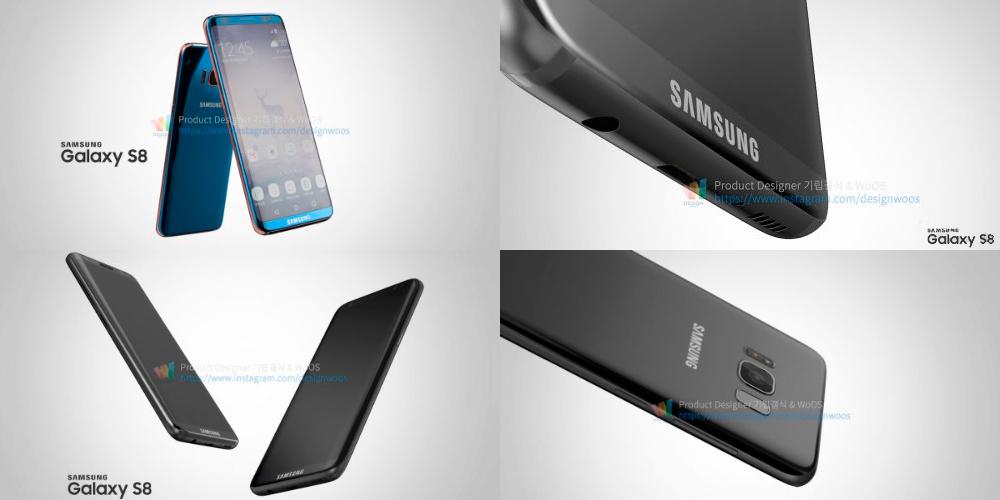 Samsung Galaxy S8 e LG G6 ja sao uma realidade (em imagens) 1