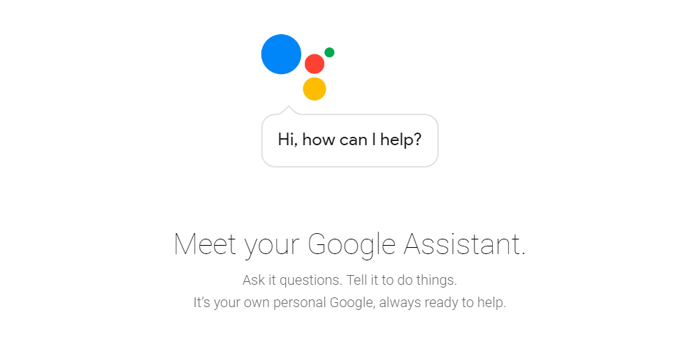 Google Assistant disponible en todos los smartphones Android 2