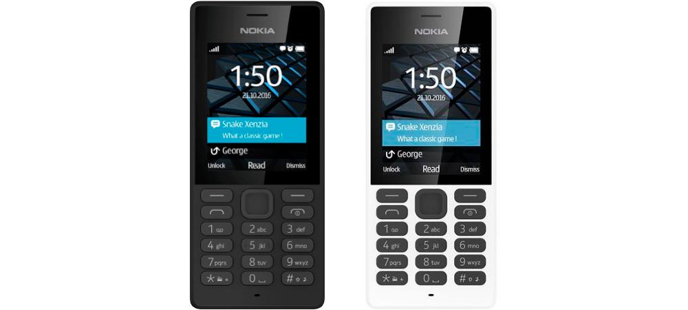 Nokia already sells the 150, the anti-smartphone of 40 euros 1