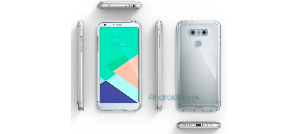 Mobile World Congress 2017: los smartphones mas esperados - LG G6