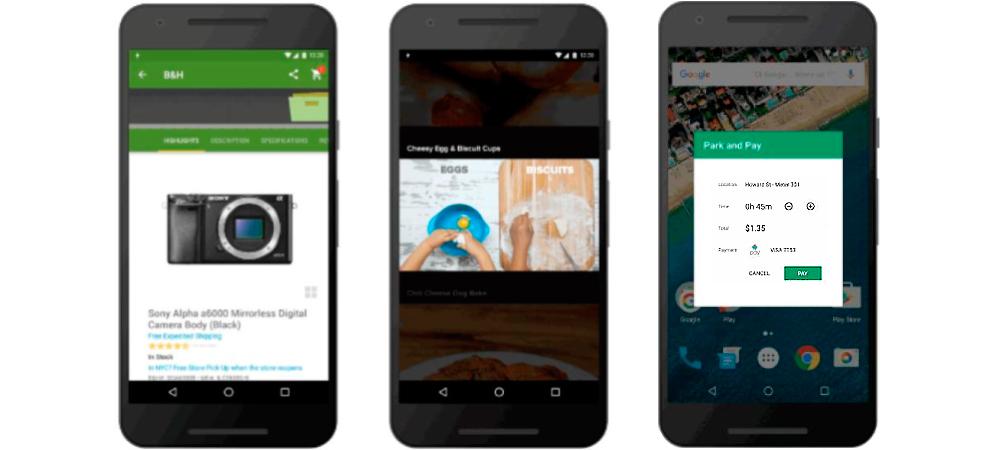La primera Instant App de Android ha llegado: Wish 1
